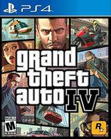 Grand Theft Auto IV: Enchanced Edition