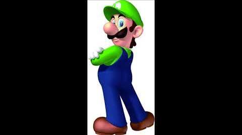 Mario & Sonic at the Olympic Games 2 - Luigi Voice Sound