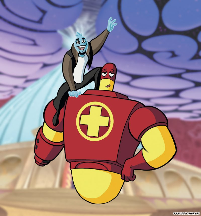 Ozzy And Drix Characters Image - Ozzy and Drix ...