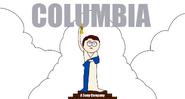 Columbia logo OnTheWay Variation