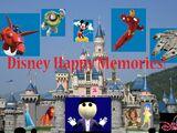 Disney Happy Memories!