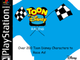 Toon Disney Racing