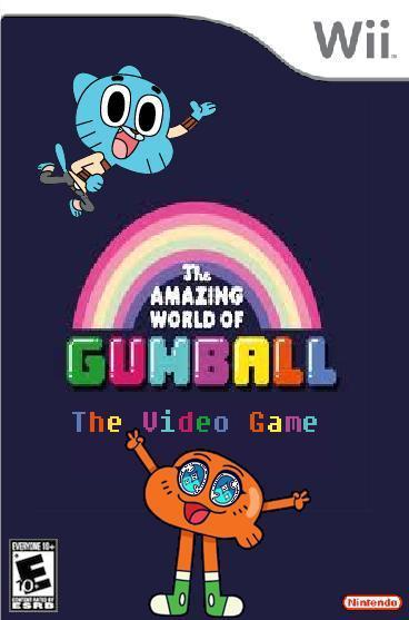 videogame2 the amazing world of gumball - The Amazing World Of Gumball The Halloween