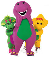 Barney, Baby Bop and BJ