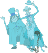 Hitchhiking Ghosts (transparent)