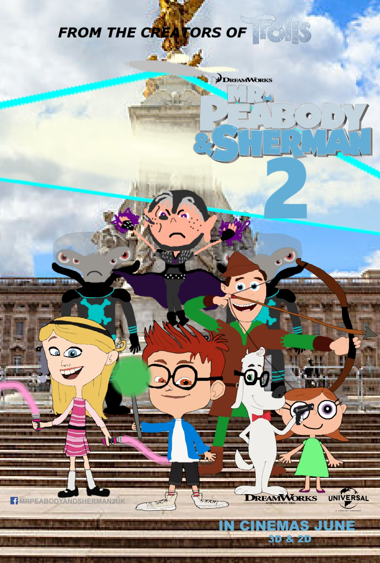Mr Peabody And Sherman 2 2017 Idea Wiki Fandom