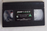 The Animals of Farthing Wood - The Journey Begins (UK VHS 1993) Cassette with National Captioning