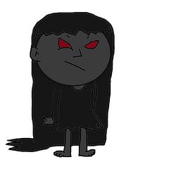 Elizabeth the Shadow Girl