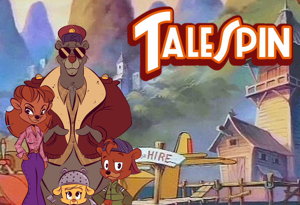 Talespin Reboot Revival Tv Series Idea Wiki Fandom