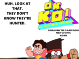 OK K.O.! K.O., Steven, and the White Buffalo