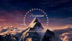 Paramount Pictures 2010-2011 logo