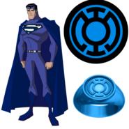 Superman (Blue Lantern)-0