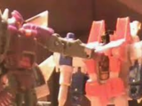 Transformers G1: A Normal Battle (made in 2009)