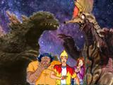 Kaiju Mystery