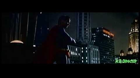 BATMAN VS. SUPERMAN - Theatrical Trailer (Christian Bale vs. Dean Cain)