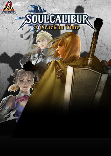 Soulcalibur- A Crack in Time Poster