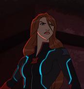 Black Widow in Ultron Revolution