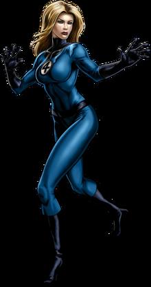 Susan Storm (Earth-12131)