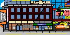 Highpows's condo background