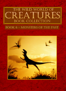 Book 6 - Monsters of the Past Book Cover