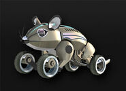 Mouse ( Exicitebots Trick Racing version )