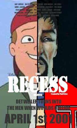 The Recess Movie Poster