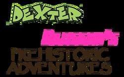 DaB's Prehistoric Adventures Logo