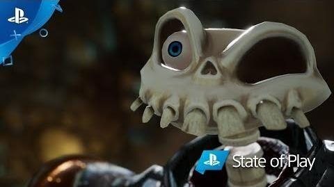 MediEvil - Story Trailer PS4