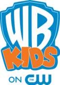WB Kids on The CW logo (July-December 2019)