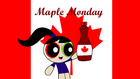 Maple Monday title card