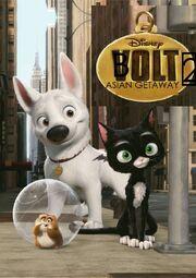 Bolt 2 Asian Getaway Poster