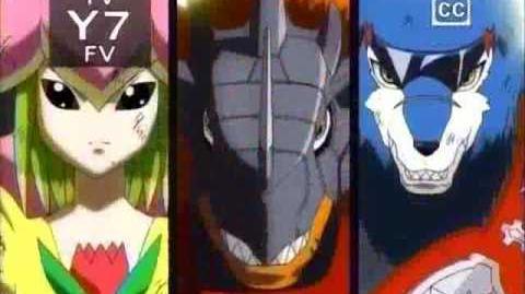 Digimon data squad opening