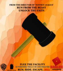 Flee the Facility- Official Poster
