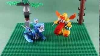 LEGO Mixels Stop-Motion Adventure