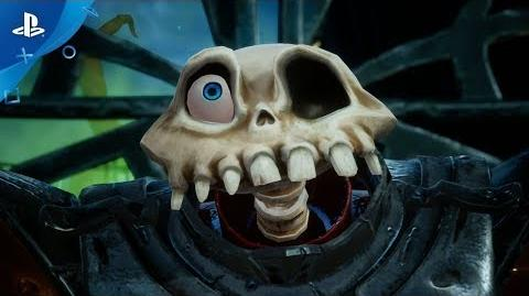 MediEvil – Announce Trailer PS4