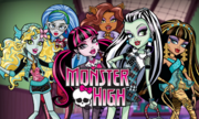 MonsterHigh Characters