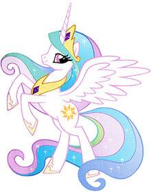 Princess Celestia 1