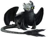 Toothless (2023 DreamWorks Character)
