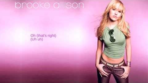 Brooke Allison 06. Rollercoaster (Lyrics)