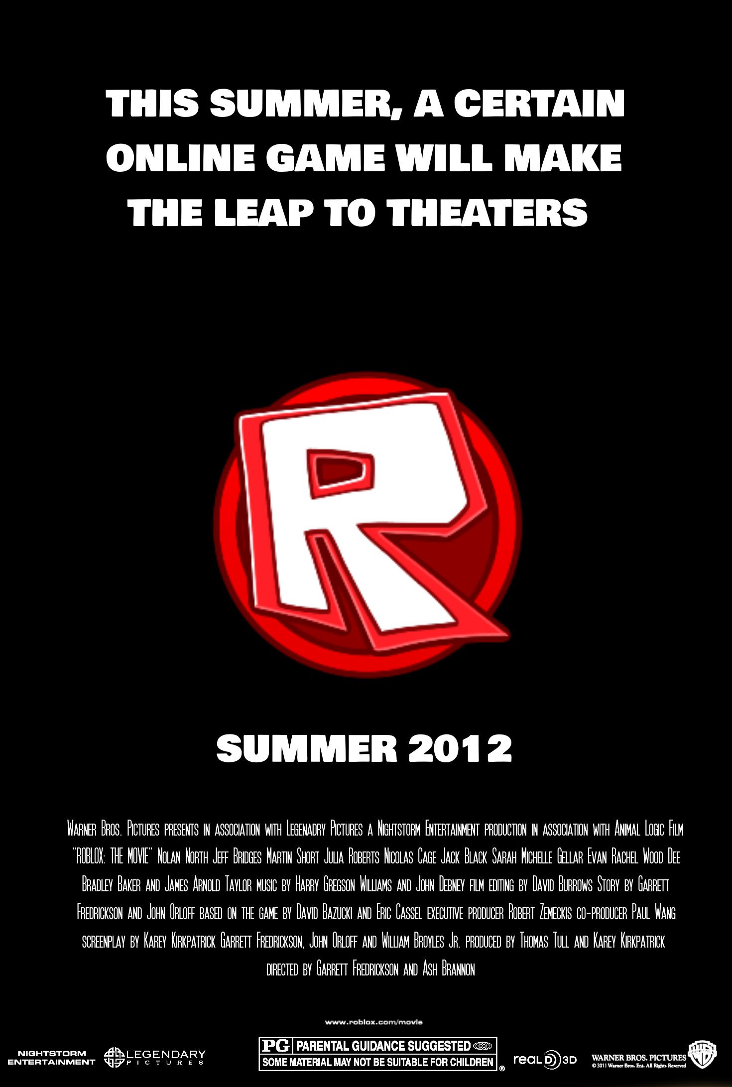 ROBLOX: The Movie (hfmbears version) | Idea Wiki | FANDOM