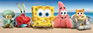 Spongebobandhispals