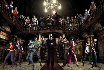 Resident-Evil-History