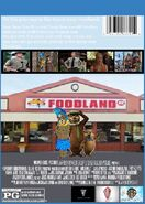 Yogi Bear 2 2017 Blu-ray Back cover