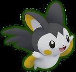 Emolga ( Pokémon Mundo Misterioso Portales al infinito version )