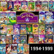 The walt disney masterpiece collection by mryoshi1996-d6ulp1u