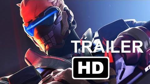 Overwatch 'The Movie' - Trailer -3 (HD)