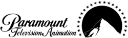Paramount Television Animation 2019 logo