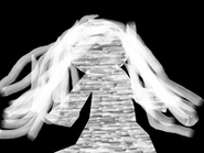 Jeannie's shadowy figure