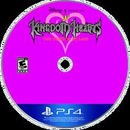 Kingdom Hearts- The Dreams of Love (Playstation 4 Disc)