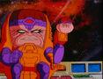 MODOK iron man animated